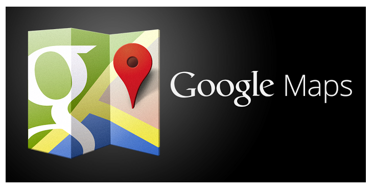 Google maps for android updated