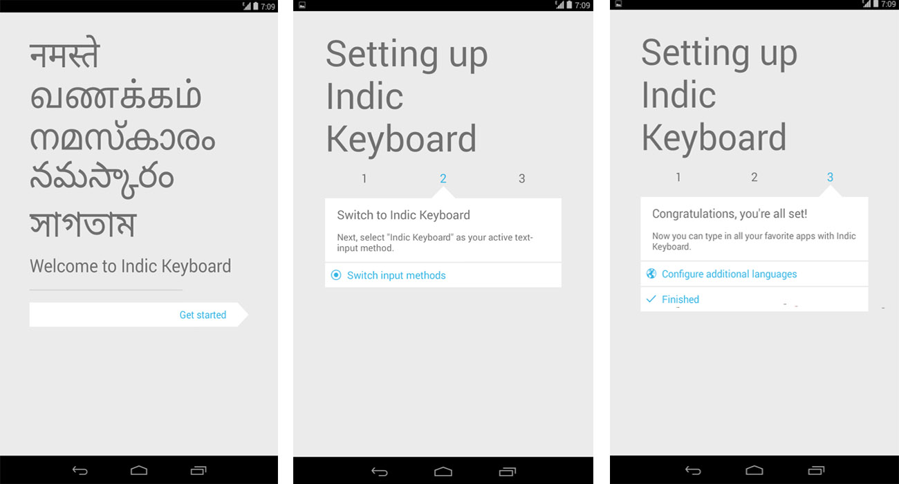 Write In Indian Regional Languages On Android Device