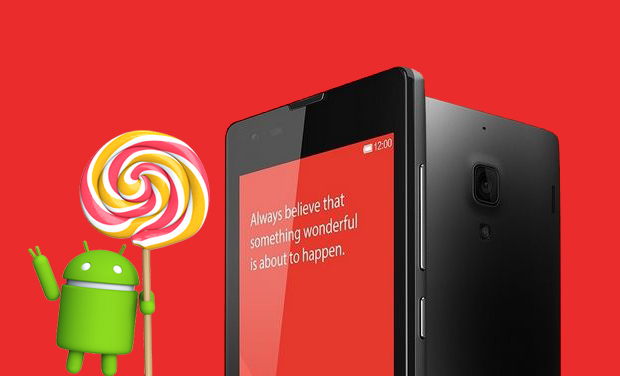 How To Install Android 5.0 Lollipop On Xiaomi Redmi 1S