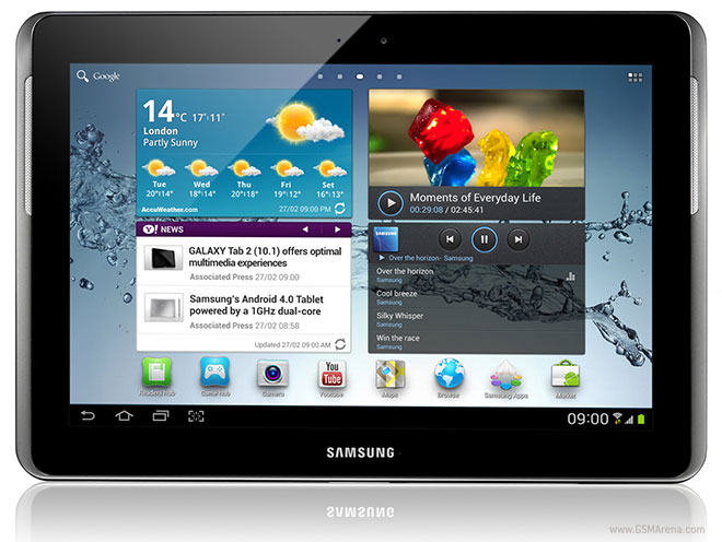 How to root Samsung Galaxy Tab 2 10.1 P5100 running on Android 4.0.3 ICS