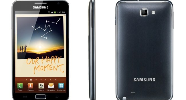Update Samsung Galaxy Note N7000 to Android 5.1.1 Lollipop via Paranoid ROM