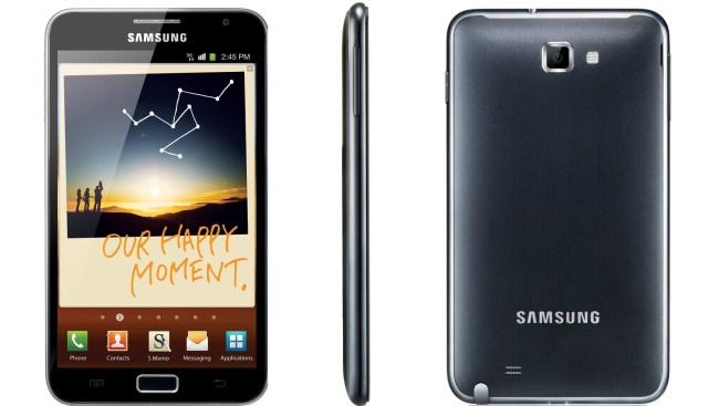 Update Samsung Galaxy Note N7000 to Android 5 1 1 Lollipop via