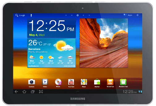 Update Samsung Galaxy Tab 10.1 P7510 to Android 6.0 Marshmallow