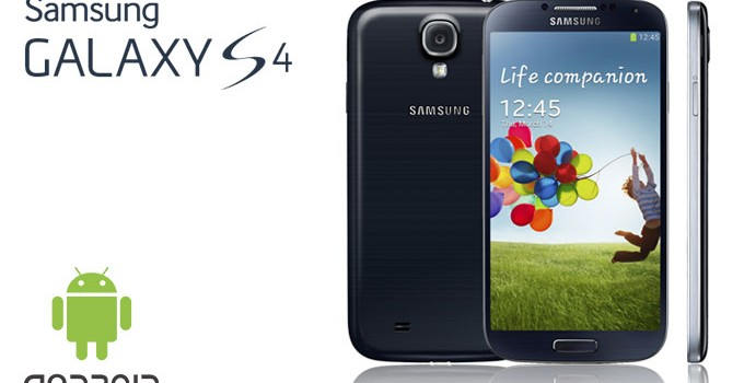 Update Samsung Galaxy S4 I9500 Android 6.0 Marshmallow via GearCM firmware