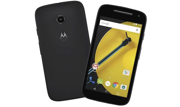 Update Moto E(2015) to Android 6.0 Marshmallow