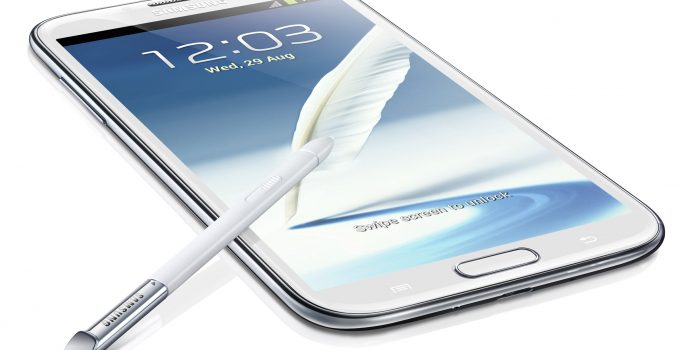 update samsung galaxy note 2 N7105 to Android 7