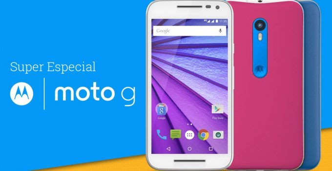 update Moto g3 2015 to android 8.0 oreo