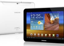 update samsung galaxy tab 8.9 to android 7.1 nougat