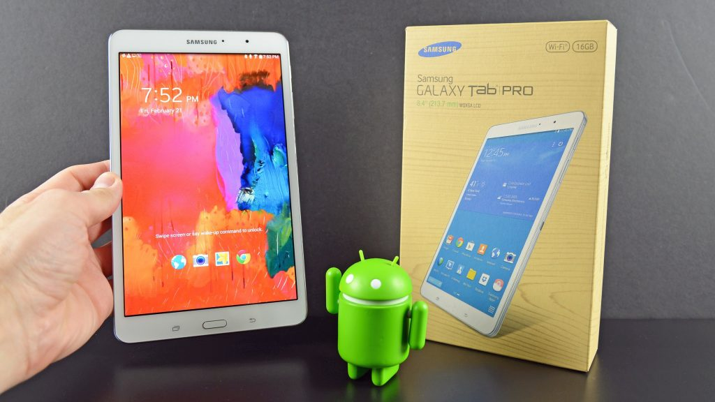 Update Samsung Galaxy Tab Pro 8 4 to Android 7 1 Nougat