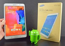 update samsung galaxy tab pro 8.4 to android 7.1 nougat