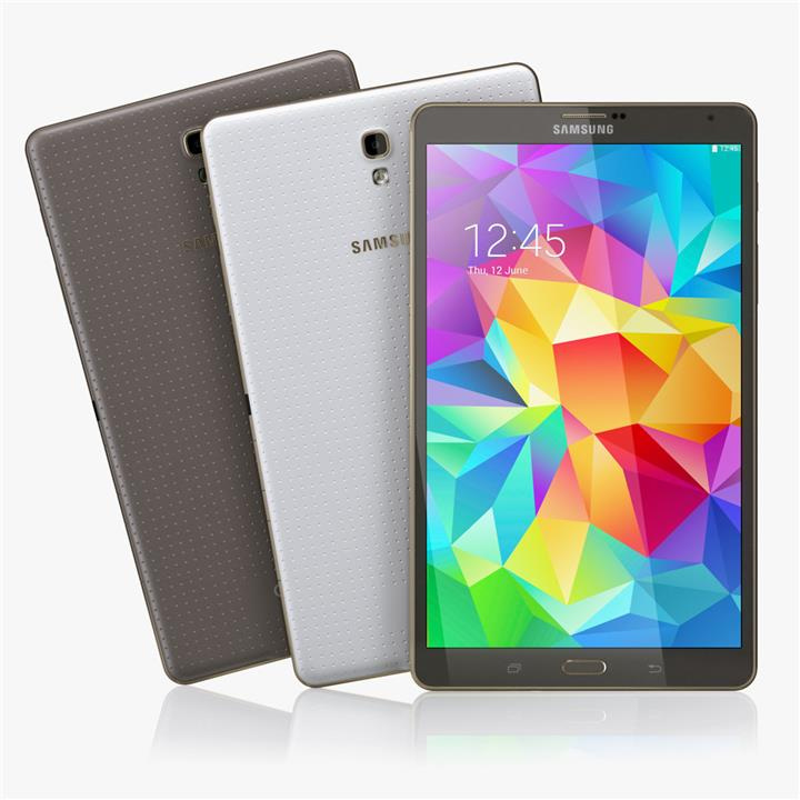 Update Samsung Galaxy Tab S 8.4 SM-T705 to Android 7.1 Nougat LineageOS ROM