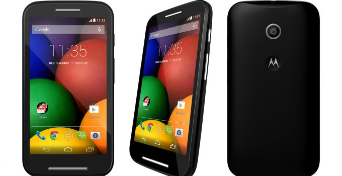 update motorola moto e(2014) to Android 8.0 oreo