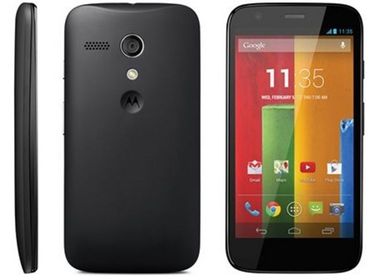 Update Motorola moto G 2013 4G to Android 8.0 Oreo