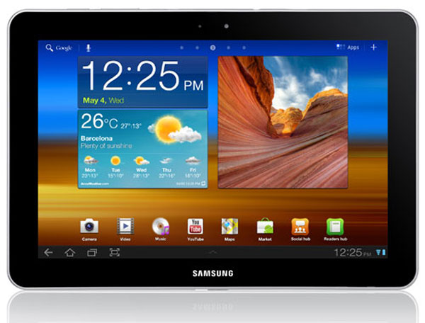 update samsung galaxy tab 10.1 GT-P7500 to Android 7.1 Nougat AOSP ROM