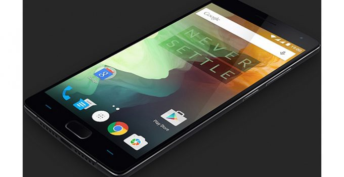 update OnePlus 2 to Android 7.1 Nougat via HalogenOS