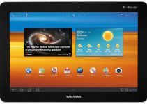 Update Samsung Galaxy Tab 10.1 SGH-T589 to Android 7.1 Nougat