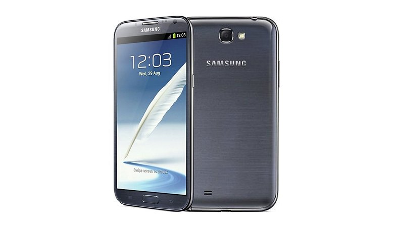 update Samsung Galaxy Note 2 to Android 7.1 Nougat AICP rom