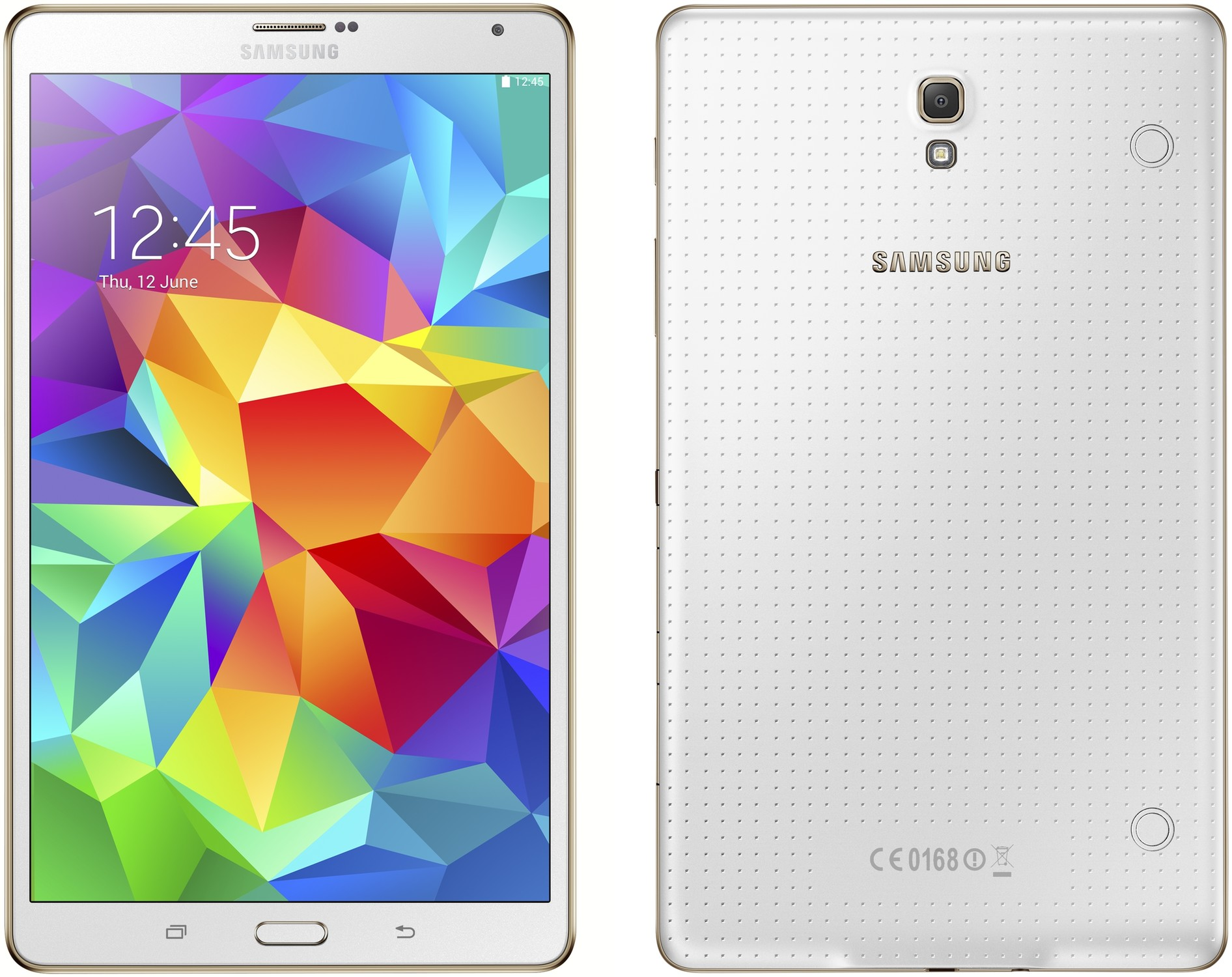 Update Samsung Galaxy Tab S 8 4 to Android 7 1 Nougat