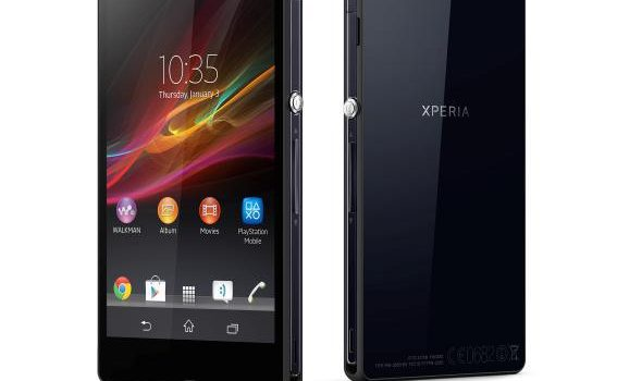 update Sony Xperia Z to Android 7.1 Nougat