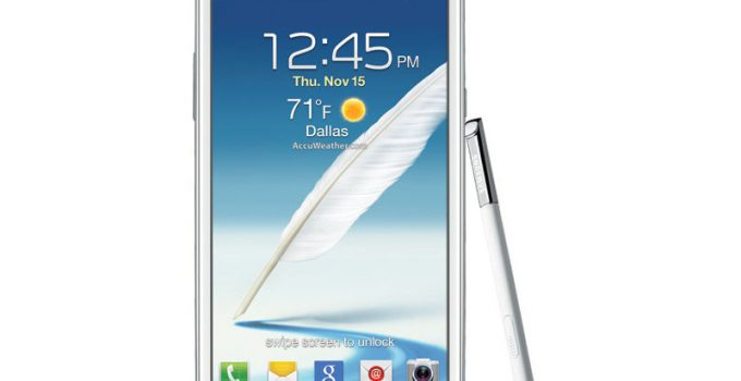 Update Samsung Galaxy Note 2 GT-N7100 to Android 7.1 Nougat via ViperOS ROM