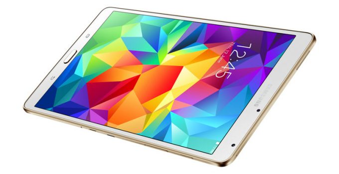 Update Samsung Galaxy Tab S 8.4 SM-T700 to Android 7.1 Nougat MoKee ROM