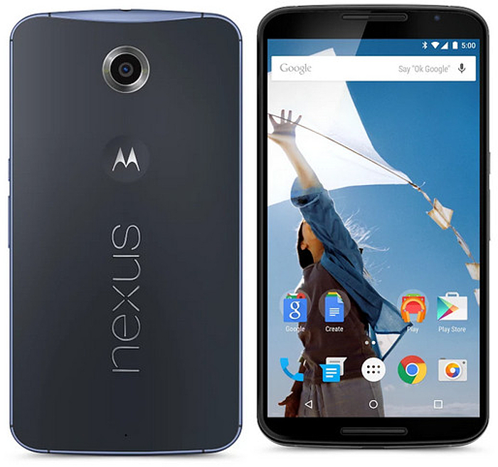 Update Nexus 6 to Android 8.0 Oreo via CypherOS