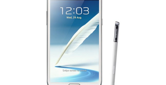 Update Samsung Galaxy Note 2 N7100 to Android 7.1 Nougat via ResurrectionRemix ROM