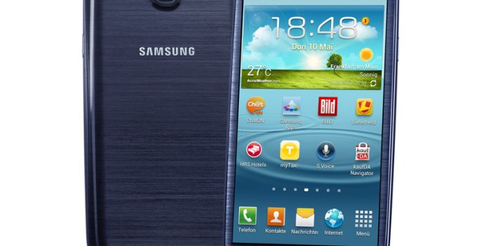 Update Samsung Galaxy S3 to Android 7.1 Nougat via Hexagon ROM