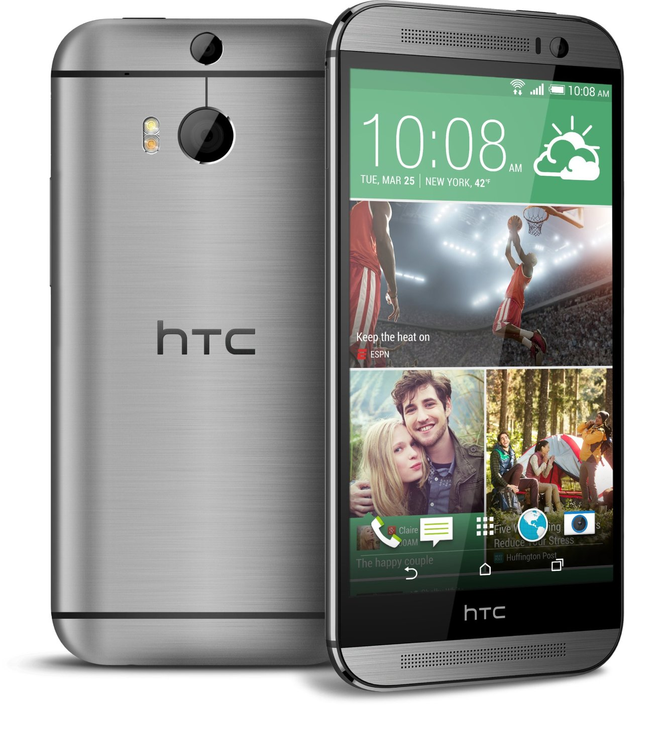Update HTC One M8 to Android 8.0 Oreo via crDroid ROM