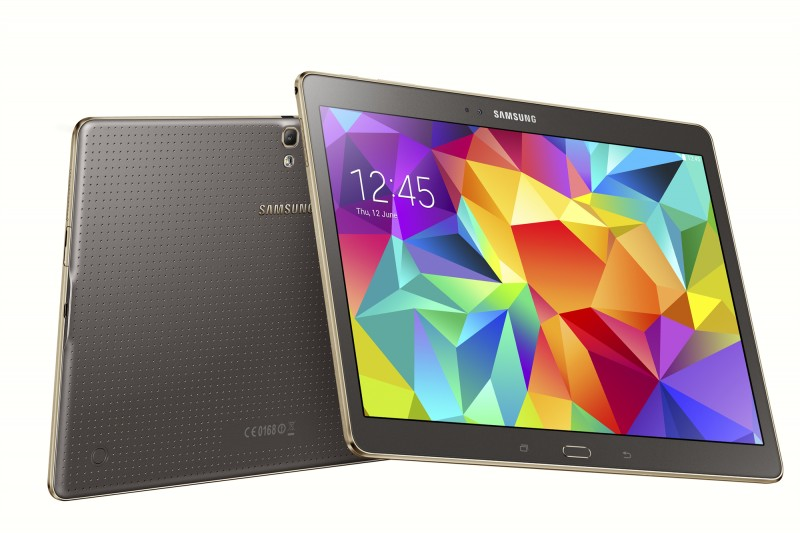 Update Samsung Galaxy Tab S T-Mobile SM-T807T to Android 7.1 Nougat