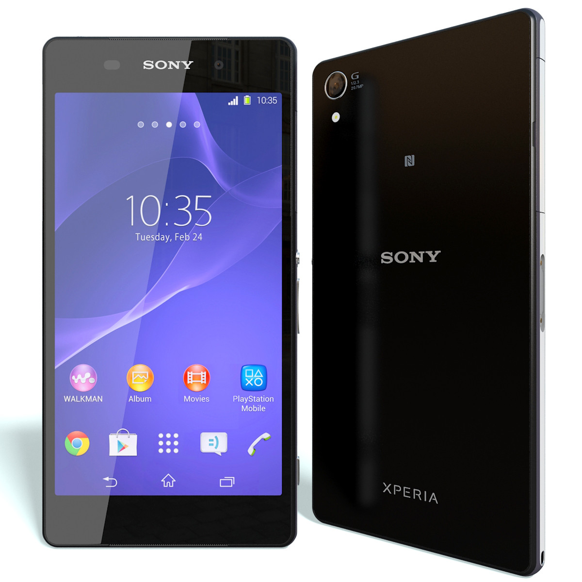 Update Sony Xperia Z2 to Android 8.0 Oreo ROM via CypherOS